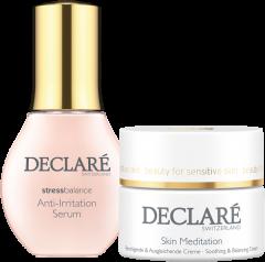 Declaré Stress Balance Set = Skin Meditation Creme 50 ml + Anti-Irritation Serum 50 ml