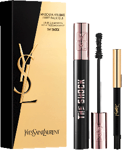 Yves Saint Laurent Mascara Coffret = The Shock Mascara + Dessin du Regard