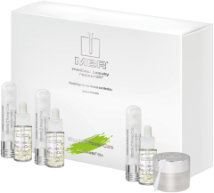 MBR BioChange Vitamine C Power-Cure Set = 3x Liquid Activator 5 ml  + 21x High Active Vitamin C 50 mg