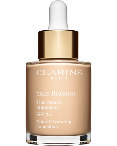 Clarins Skin Illusion Teint Naturel Hydratation SPF 15