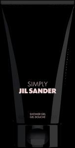 Jil Sander Simply Eau Poudrée Shower Gel