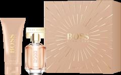 Boss - Hugo Boss The Scent For Her Set = E.d.P. Nat. Spray 30 ml + Body Lotion 100 ml