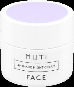 Muti Face Anti-Age Night Cream