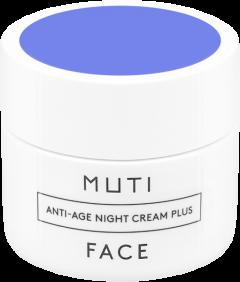 Muti Face Anti-Age Night Cream Plus