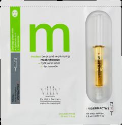Viliv M Modern Detox und Re-Plumping Mask
