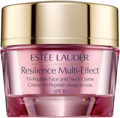 Estée Lauder Resilience Multi-Effect Tri-Peptide Face and Neck Creme N/C SPF 15