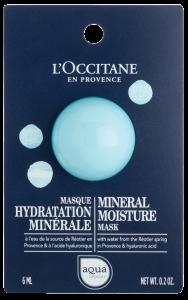 L'Occitane Aqua Reotier Feuchtigkeitsspendende Mineral-Maske