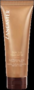 Lancaster Sun 365 Instant Self Tan Self Tanning Jelly Body