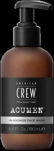 American Crew Acumen In-Shower Face Wash