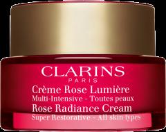 Clarins Multi-Intensive Crème Rose Lumière