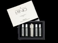 Lengling Munich No 1 El Pasajero Travel = Parfum Nat. Spray 4 x 8 ml
