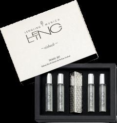 Lengling Munich No 5 Eisbach Travel = E.d.P. Nat. Spray 4 x 8 ml
