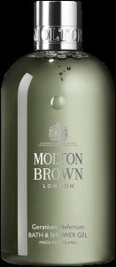 Molton Brown Geranium Nefertum Bath & Shower Gel