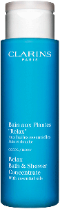 "Clarins Bain aux Plantes ""Relax"""