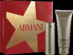 Giorgio Armani Emporio Armani She Set = E.d.P. Nat. Spray 30 ml + Lait pour le Corps 75 ml