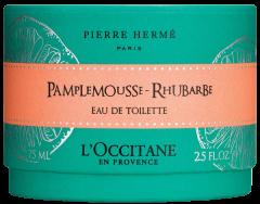 L'Occitane Pierre Herme Grapefruit Rhabarber E.d.T. Nat. Spray