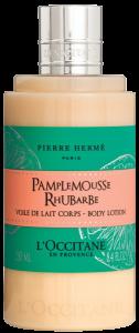 L'Occitane Pierre Herme Grapefruit Rhabarber Körpermilch