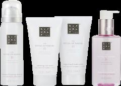 Rituals The Ritual of Sakura Renewing Treat = Shower 50 ml + Scrub 70 ml + Hand Wash 110 ml + Cream 70 ml