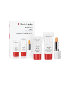 Elizabeth Arden Eight Hour Entry Set = Skin Protectant Cream 15 ml + Lip Protectant Stick 3,7 g + Hand Treatment 30 ml