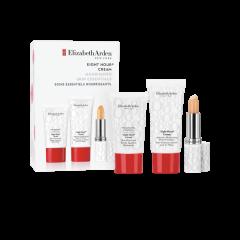 Elizabeth Arden Eight Hour Entry Set = Skin Protectant Cream 15 ml + Lip Protectant Stick 3,7 g + Hand Treatment 30 ml