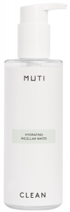 Muti Clean Hydrating Micellar Water