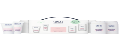 Dado Sens ExtroDerm Kennenlern-Set = Reinigungscreme 25 ml + Intensivcreme 15 ml + Hautbalsam 50 ml + Shampoo 50 ml