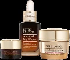 Estée Lauder Advanced Night Repair Set = Adv.Night Repair 30 ml +  Supreme+ Cell Pow. Creme 15 ml + Eye Supercha. Complex 5 ml