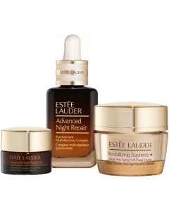 Estée Lauder Advanced Night Repair Set = Adv.Night Repair 30 ml +  Supreme+ Cell Pow. Creme 15 ml + Eye Supercha. Complex 5 ml