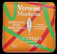 L'Occitane Verbene Mandarine extra-sanfte Seife