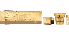 Paco Rabanne 1 Million Set = E.d.T. Nat. Spray 50 ml + Shower Gel 100 ml + E.d.T. Nat. Spray 10 ml