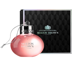 Molton Brown Rhubarb & Rose Bauble Xmas