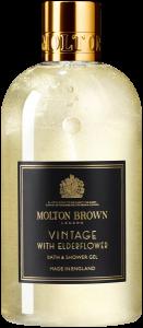 Molton Brown Vintage with Elderflower Body Wash Xmas
