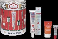 Erborian CC Magic CC Crème Doré Xmas 2020 = CC Crème 45 ml + CC Eye Crème 3 ml + Red Pepper Pulp Creme 20 ml