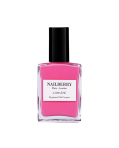 Nailberry Nail Polish Pink Tulip