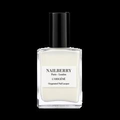 Nailberry Nail Polish White Mist