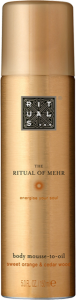 Rituals The Ritual of Mehr Body Mousse to Oil