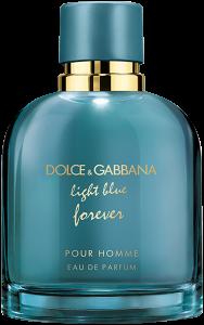 Dolce & Gabbana Light Blue Pour Homme Forever E.d.P. Nat. Spray
