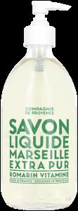 Compagnie de Provence Version Originale Liquid Marseille Soap Revitalizing Rosemary