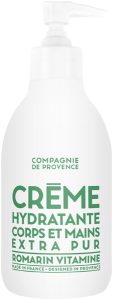 Compagnie de Provence Version Originale Hand and Body Lotion Revitalizing Rosemary