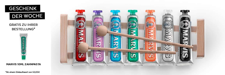 Marvis - Zahnpflege der Luxusklasse