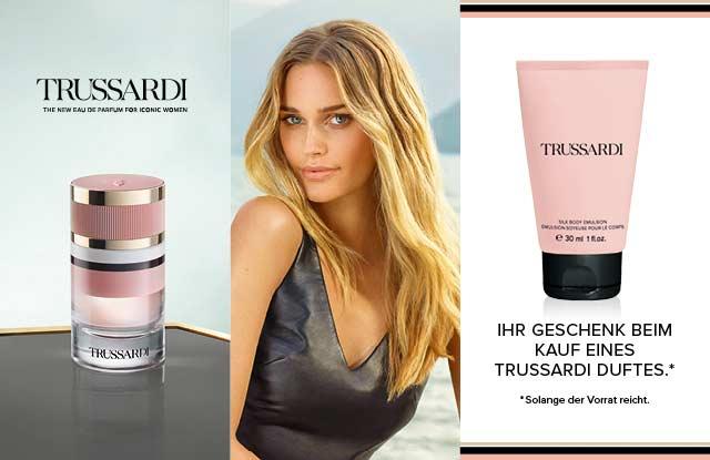 Trussardi Eau de Parfum - Jetzt entdecken!