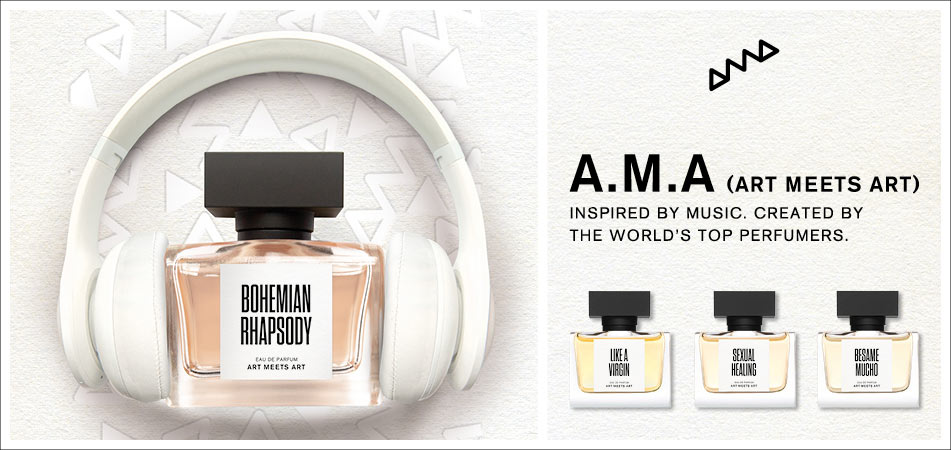 ART MEETS ART Perfumes