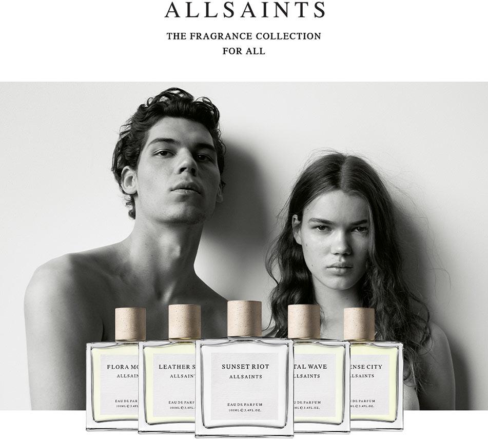 AllSaints Parfum Kollektion