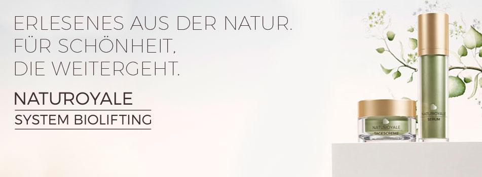 Annemarie Börlind Naturoyale Biolifting