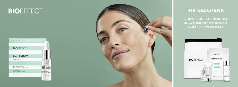Bioeffect Hautpflege Produkte