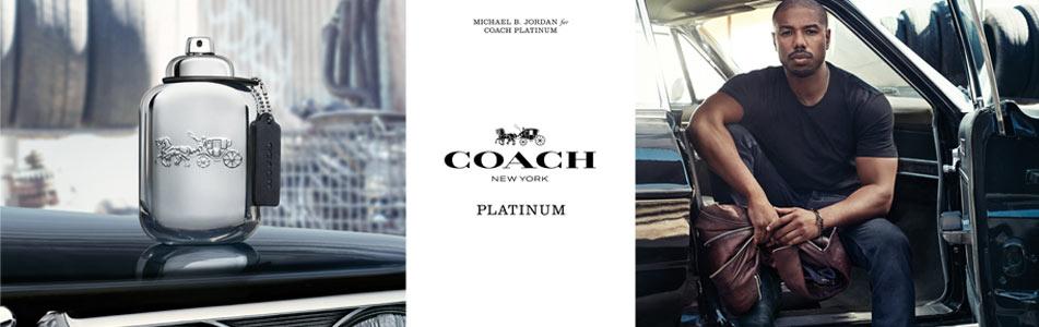 Coach Platinum
