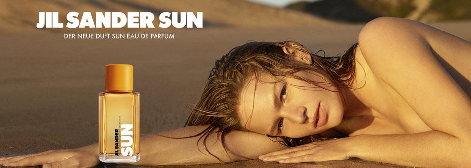 JIL SANDER Sun Eau de Parfum - jetzt entdecken