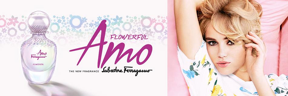 Salvatore Ferragamo Amo Flowerful