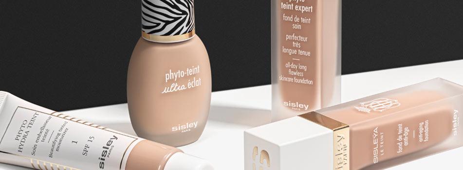 Sisley Foundations & getönte Tagespflege