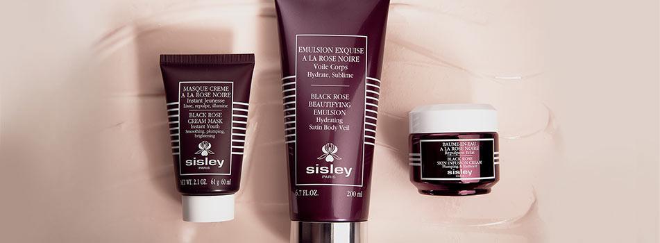 Sisley Rose Noire Pflege Produkte
